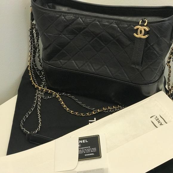 2a500f203e Chanel's Gabrielle Large Hobo Bag